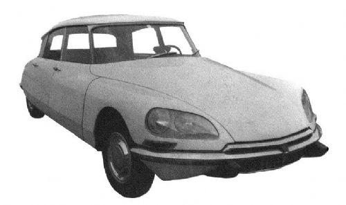 Citroen Ds Id Parts: Citroen Ds 21 Wiring Diagram At Hrqsolutions.co